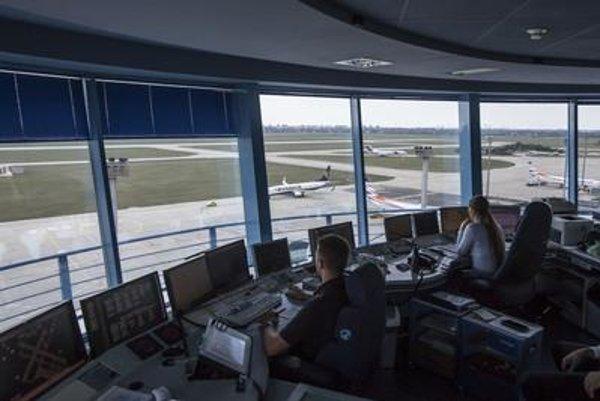 Airport, illustrative stock photo.
