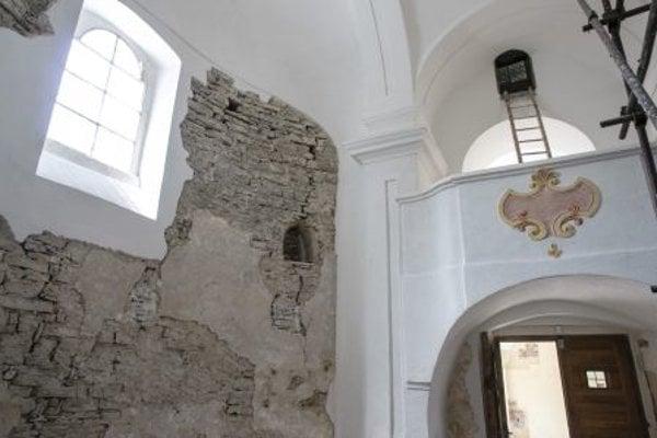 Rotunda of St George in Nitrianska Blatnica