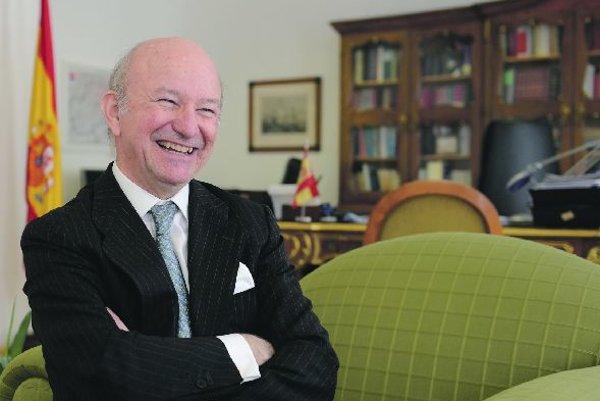 Spanish Ambassador Félix Valdés