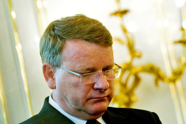 Ex-minister Jaroslav Izák