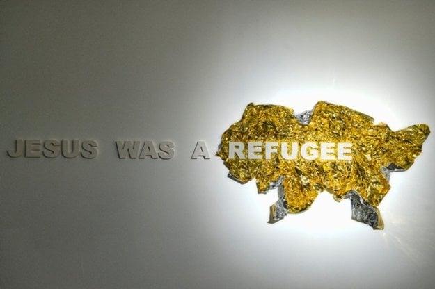 Kristián Németh (SK): Jesus Was a Refugee