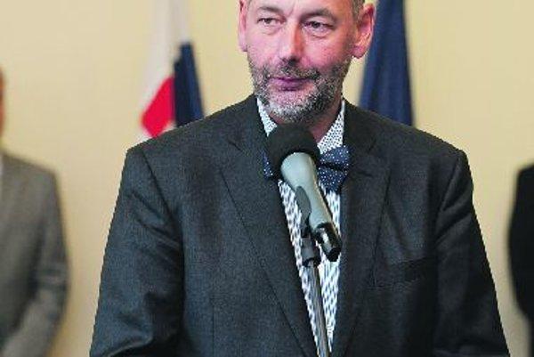 Economy Minister Tomáš Malatinský