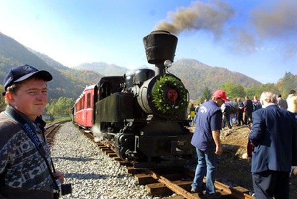 Čierny Hron railway track (Čiernohronská železnička)