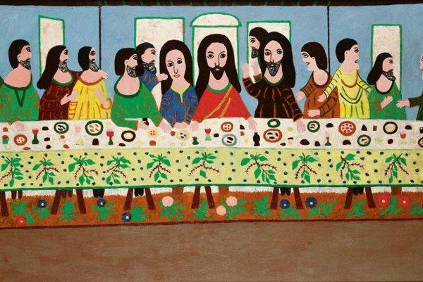 Ondrej Šteberl: Posledná večera / The Last Supper (1971)