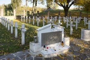 WWI memorial cemetery, Bratislava-Petržalka