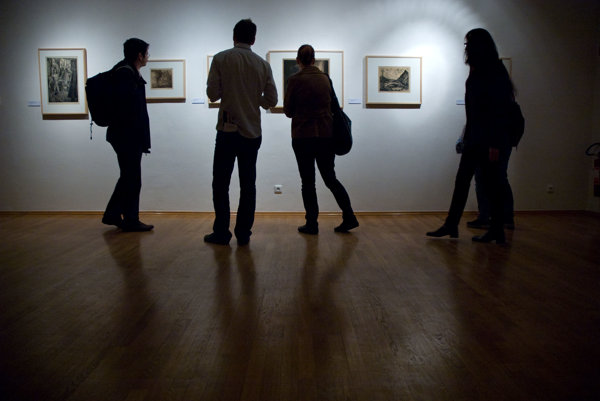 The Night of Museums and Galleries draws thousands of visitors.
