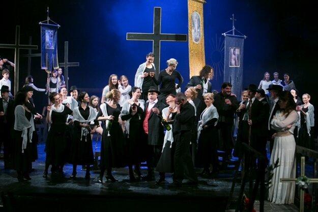 I Pagliacci / Cavalleria Rusticana in State Theatre Košice