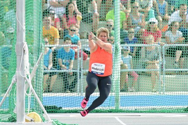 Polish hammer thrower Anita Włodarczyk