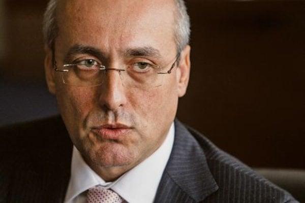Former justice minister Tomáš Borec