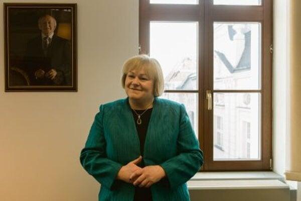 Ambassador Anne-Marie Callan