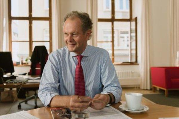 Danish Ambassador Christian Konigsfeldt