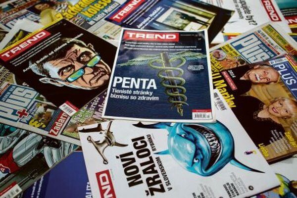 The Trend and Plus 7 Dní weeklies have new owners.