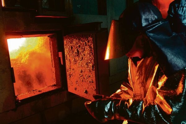 Metallurgical firms are among the most energy-intensive companies.