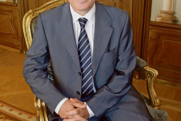 Ambassador Didier Lopinot