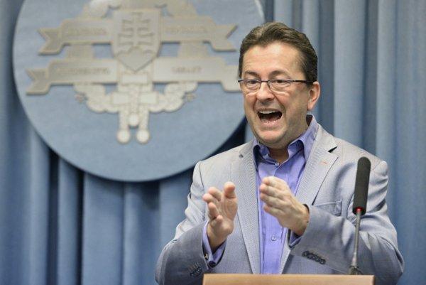 Defence Minister Martin Glváč