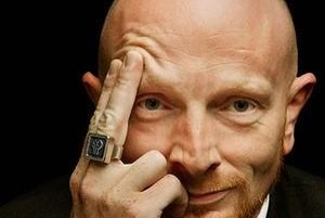 Danish filmmaker Mads Brügger