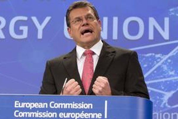 Commissioner Maroš Šefčovič