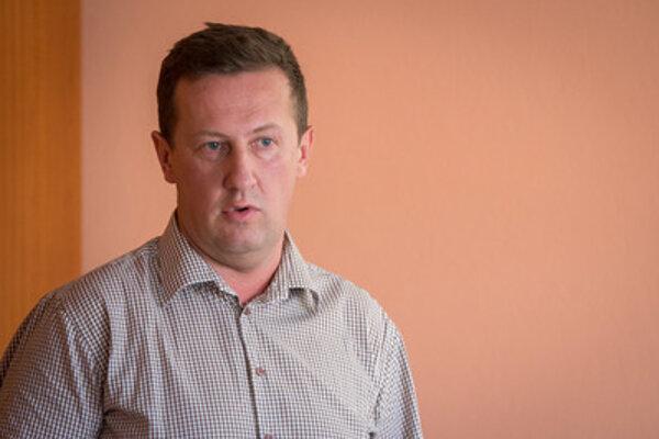 SKSaPA Office director Milan Laurinc