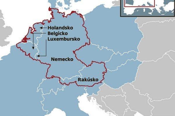 New Schengen Zone?