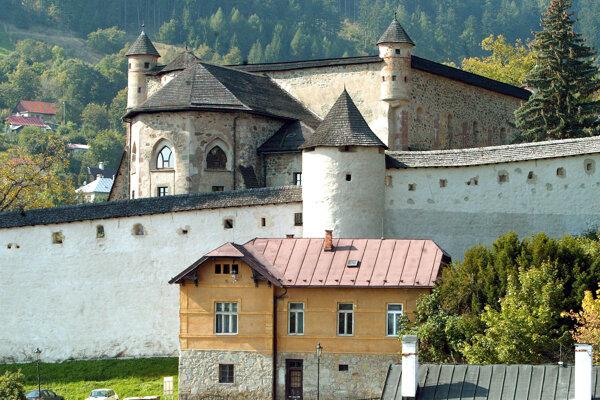 Old Castle, Banská Štiavnica