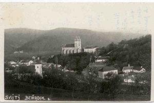 Hronský Beňadik monastery
