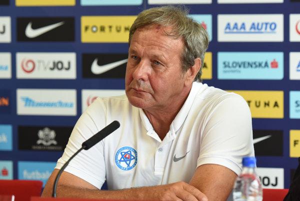 Coach Ján Kozák