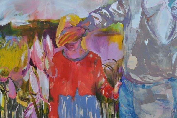 Winner of Maľba 2016 - Kristína Bukovčáková: Talk about Fantasy