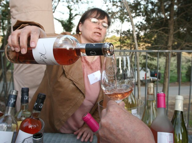 Wine, illustrative stock photo.