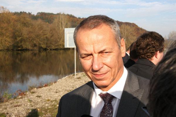 Banská Bystrica mayor Ján Nosko in  a file photo