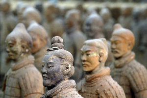 Soldiers of Terracotta Army