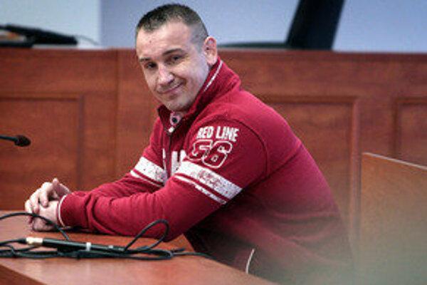 Róbert Okoličány in court, illustrative stock photo