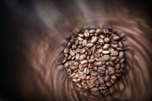 Coffee is the most popular fair-trade product.
