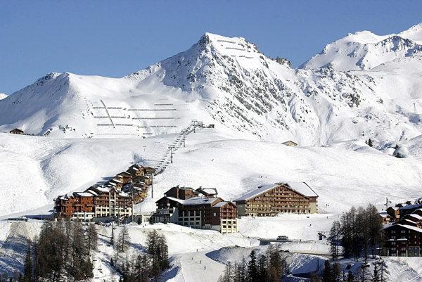 French Alps - illustrative stock photo
