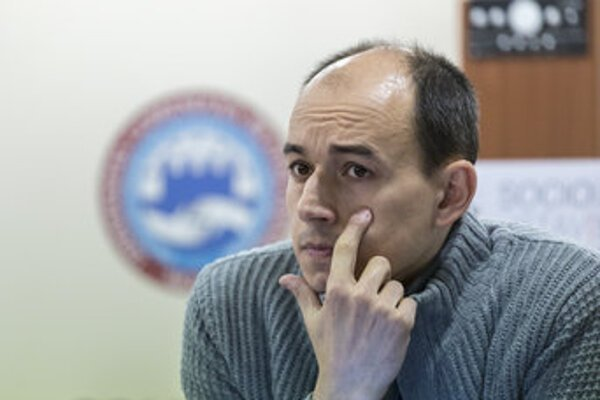 Miloslav Bahna of Sociology Institue of SAV