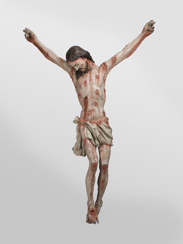 Mediaeval scupltor: Crucified Christ, after 1790