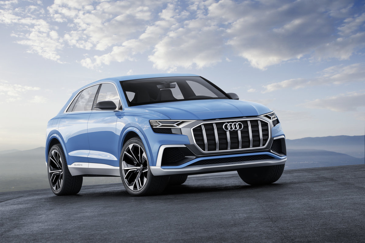 Audi Q8 Concept Source Courtesy Of Volkswagen Slovakia