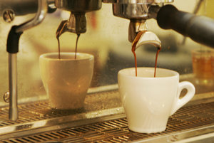 Coffee makers may soon be linked to the IoT.