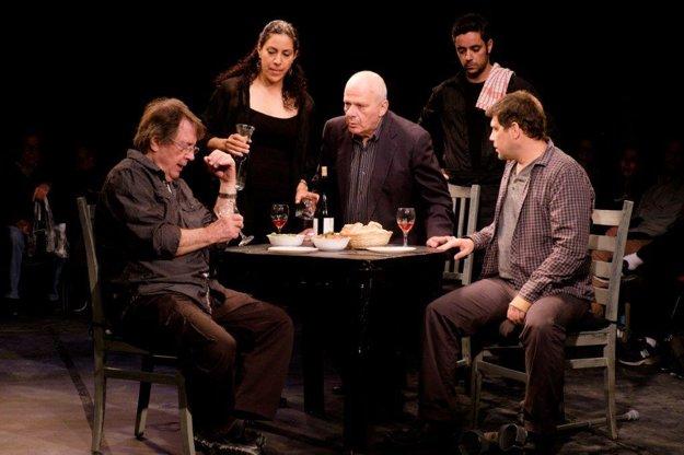 Motti Lerner: Admission (Jaffa Theatre, Tel Aviv, Izrael)