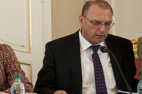 Slovak Deputy Prime Minister for Investments Ľubomír Vážny