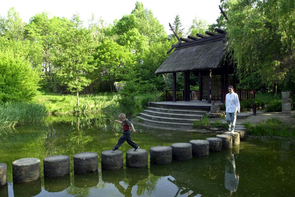Arboretum Mlyňany will open on June 10 and 11, as will many gardens, parks and botanical gardens around Slovakia.