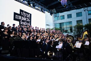 Opening concert of Viva Musica 2016 also marked the Slovak presidency of the Council of EU.
