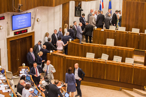 MPs voted for new RTVS head on June 15.