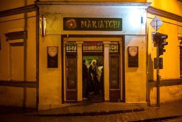 Mariatchi bar in Nitra