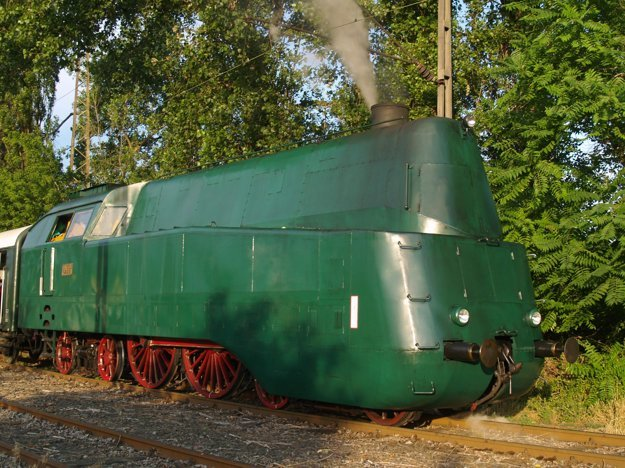 Historical engine called