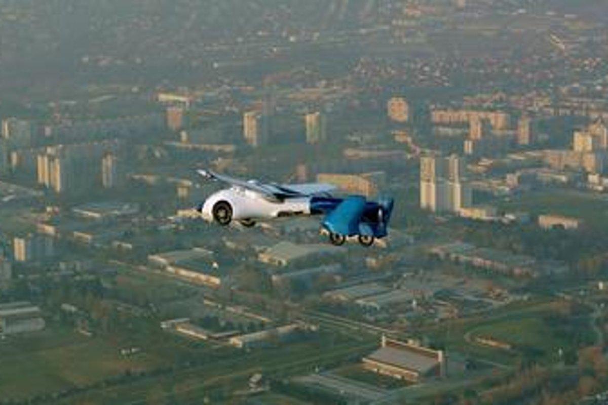 Aeromobil has a new investor - spectator.sme.sk e9e14b66c0b