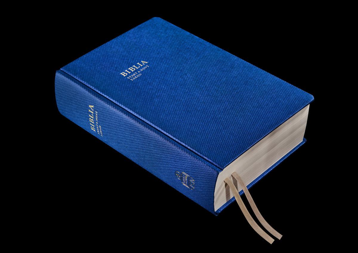 Slovak Bible gets design Oscar