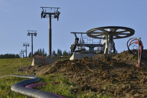 Ski lift to be modernised, replaced.