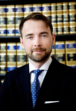 Mgr. Jakub Malý, Partner at DETVAI LUDIK MALY UDVAROS | attorneys at law