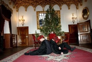 St Nicholas and Christmas at Bojnice Castle