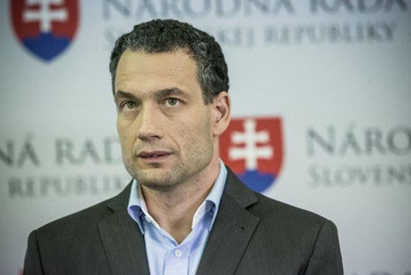 Marcel Forai, former head of Slovakia's state-owned, and biggest health insurer, Všeobecná Zdravotná Poisťovňa (VšZP)